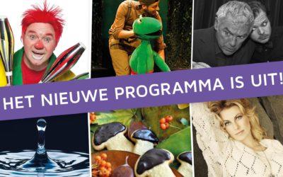 Het nieuwe Activiteitenprogramma Najaar 2020 is uit!