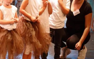 Kinderdans (4-6 jaar)