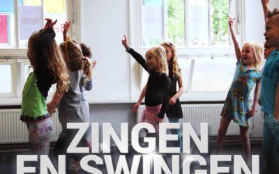 Swingend zingen -7+