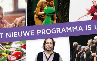 Nieuw activiteitenprogramma!