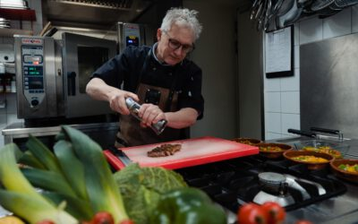 Duurzaam koken met (o)pa of (o)ma! – 8+